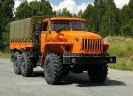 Бортовой Урал 4320 с тентом