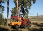 Купить новый лесовоз Урал с манипулятором