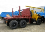 Купить новый лесовоз Урал-4320