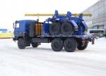 Купить Урал с газовым двигателем - Трубоплетевоз с роспуском