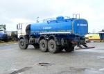 Цистерна для для технической воды на шасси МАЗ 6317X5