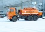 Новый автотопливозаправщик Камаз-43118 АТЗ-10