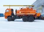 Продажа топливозаправщиков АТЗ-10 КамАЗ 43118