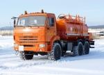 Автотопливозаправщик АТЗ-10 (шасси КамАЗ 43118)