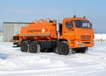 Продажа АТЗ-10 на шасси КамАЗ 43118