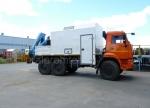 Купить передвижную мастерскую АРОК на шасси КамАЗ 43118