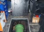 Генератор в передвижной мастерской на шасси Урал 4320