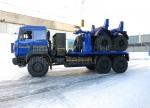 Купить трубоплетевоз Урал-6370 газомоторный (6902G2)