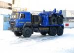 Продажа Трубоплетевоз с газовым двигателем Урал-6370 (6902G2)