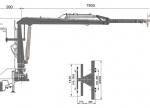 Гидроманипулятор Майман-110S