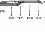 Гидроманипулятор ОМТ-97М