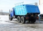 Кузов шламовоза на базе самосвала Урал-NEXT