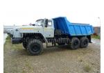 Самосвал Урал 55571 10 тонн