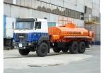 Автотопливозаправщик АТЗ-10 6601А1 (бескапотное шасси Урал 4320)