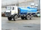 Автоцистерна для технической воды АЦ-18 6601A8 (шасси МАЗ 6317X5)
