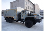Транспортно-бытовая машина ТБМ - Урал-4320 (69022O)