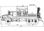 Передвижная мастерская Zetros 6x6