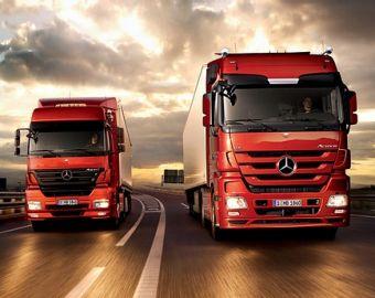 Европейский рынок грузовиков упа…