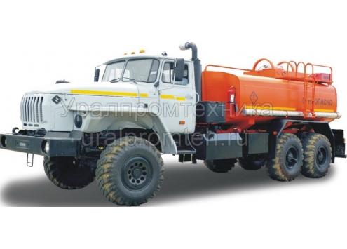 Урал 4320 бензовоз технические характеристики
