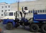 Седельный тягач Урал-44202 с ИМ-240