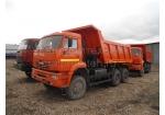 Самосвал КамАЗ-6522