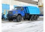 Шламовоз на базе самосвала 58312P (Урал-NEXT)